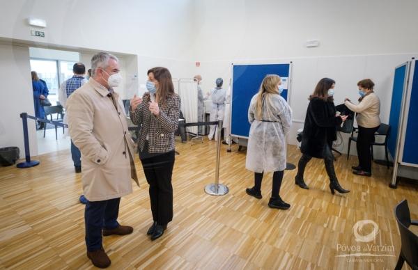 Centro de Vacinação COVID-19