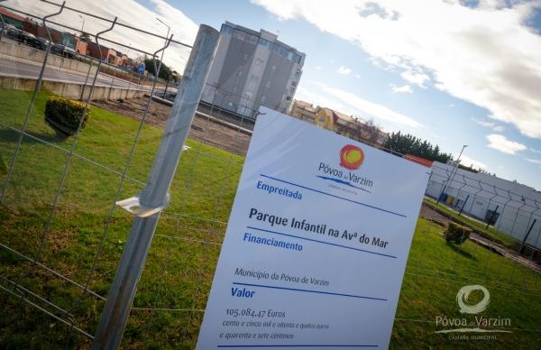 Está a caminho o primeiro Parque Infantil 100% inclusivo da Póvoa de Varzim