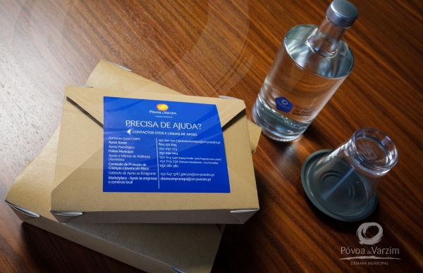 Mais de 115 restaurantes poveiros já receberam embalagens take-away