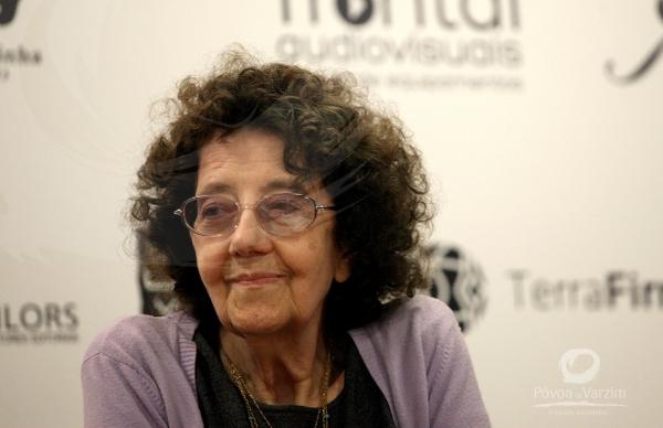 Maria Teresa Horta é a vencedora do Prémio Literário Casino da Póvoa