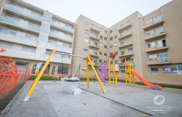 Mourões ganha novo parque infantil e mais áreas verdes