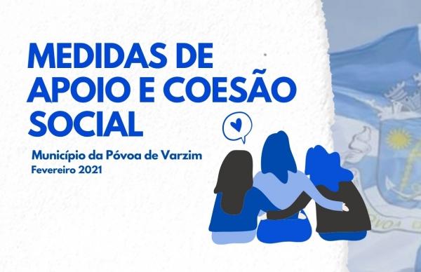 Balanço de Apoios Sociais em fevereiro: continuamos ao seu lado!