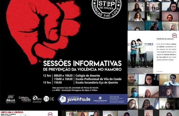 Póvoa de Varzim envolvida no combate à violência no namoro