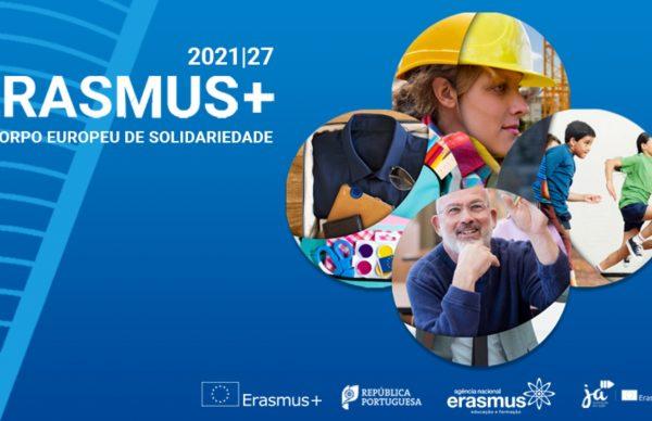 Abertas inscrições para novo Programa Erasmus+
