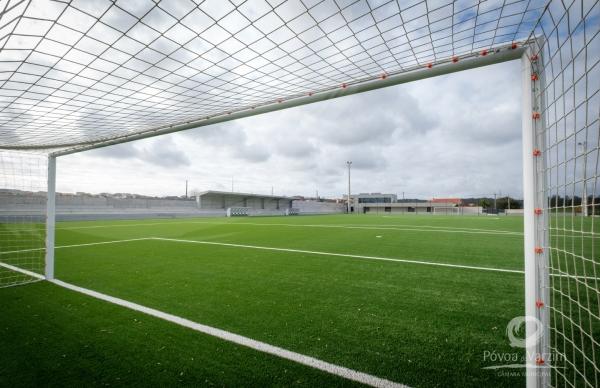 Campo de Futebol de Rates quase pronto: veja aqui o antes e o depois desta obra
