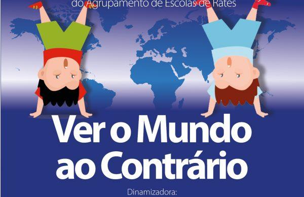 """Fórum de Reflexão: """"Ver o Mundo ao Contrário"""""""