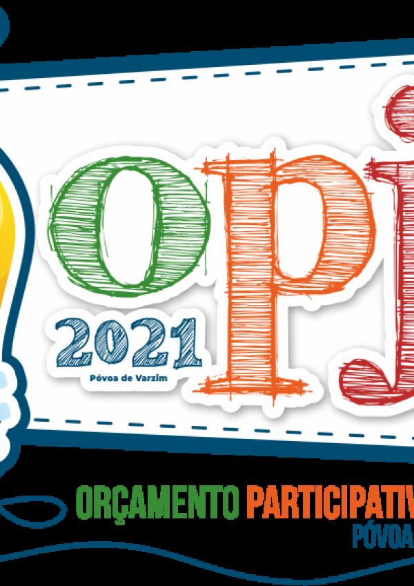 5ª edição do Orçamento Participativo Jovem 2021