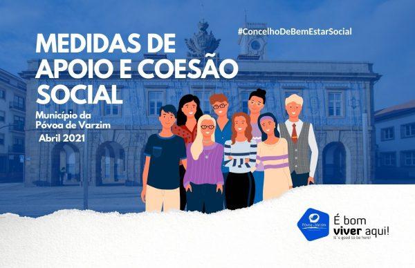 Balanço de apoios sociais em abril: o importante são as pessoas!