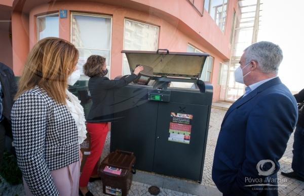 Município da Póvoa de Varzim apresenta Projeto de Recolha de Biorresíduos