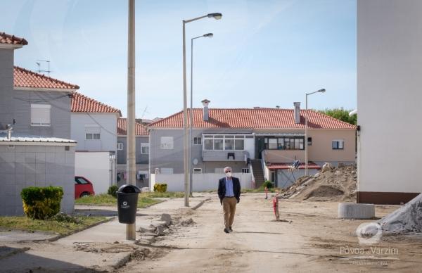 Câmara Municipal investe 1 milhão e meio de euros na Zona Sul da cidade