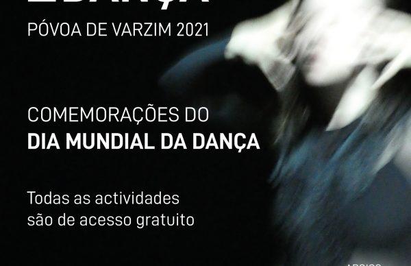 Comemorações do Dia Mundial da Dança