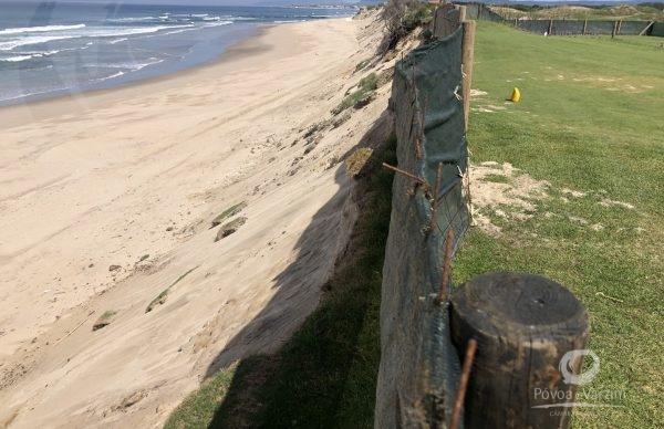 Município da Póvoa de Varzim em contacto direto com APA quanto à situação da praia da Estela