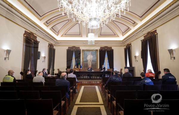 Presidente da Câmara convoca Conselho Municipal de Segurança