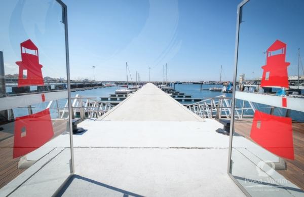 Inauguração da Marina Norte