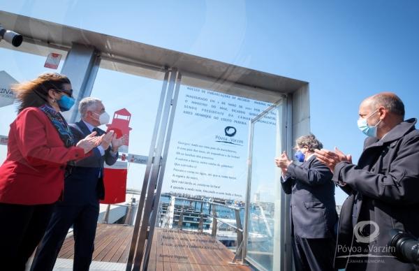 Nova Marina da Póvoa de Varzim: Um concelho de porta aberta para o mar