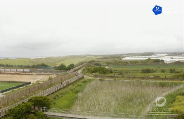 Novo passadiço norte completa linha costeira do nosso concelho