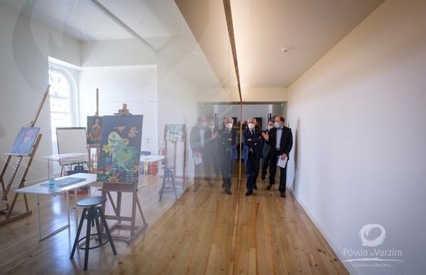 Presidente da Câmara inaugura o edifício recém-recuperado d'A Filantrópica