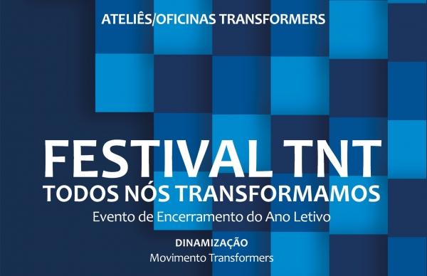 Festival TNT – Todos Transformers
