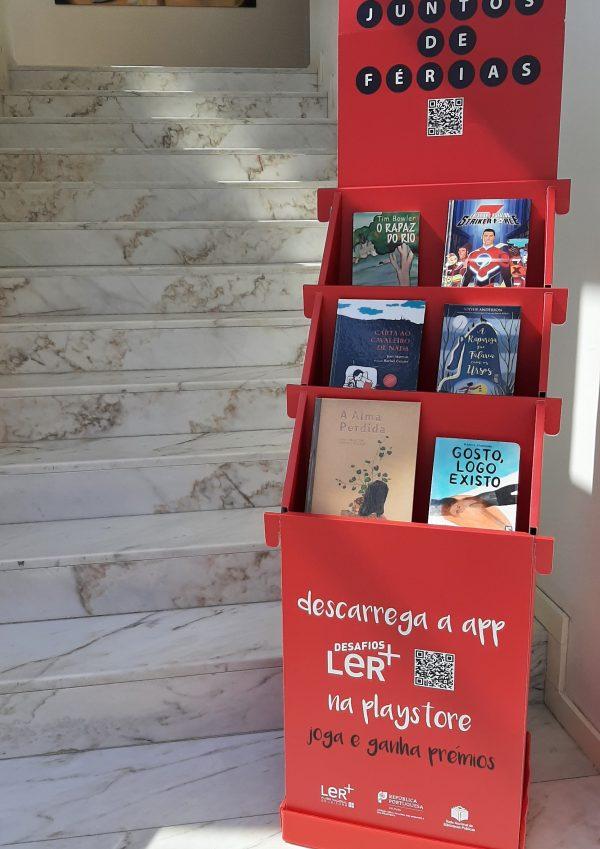 Juntos de Férias: jogos e leituras durante o Verão
