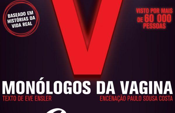 """""""Os Monólogos da Vagina"""" no Garrett"""