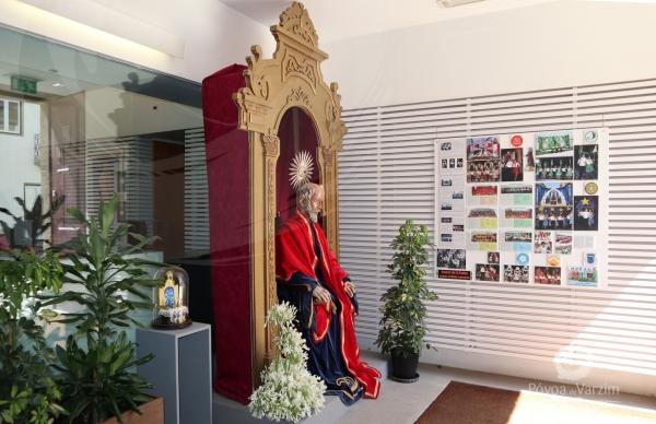 S. Pedro Apóstolo em destaque no Museu Municipal