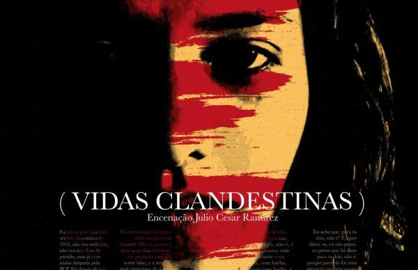 """""""Vidas Clandestinas"""" no Cine-Teatro Garrett"""