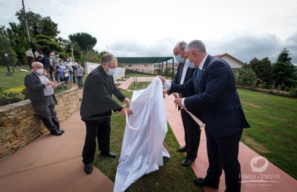 Arcebispo de Braga benze primeira pedra do Centro Pastoral Paroquial em Balasar