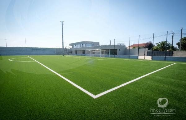 Campo de Futebol de São Pedro de Rates abre hoje ao público