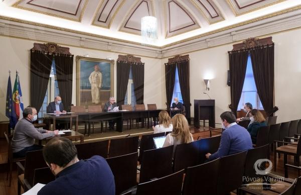 Executivo Municipal aprova adjudicação do Complexo Desportivo de Aver-o-Mar