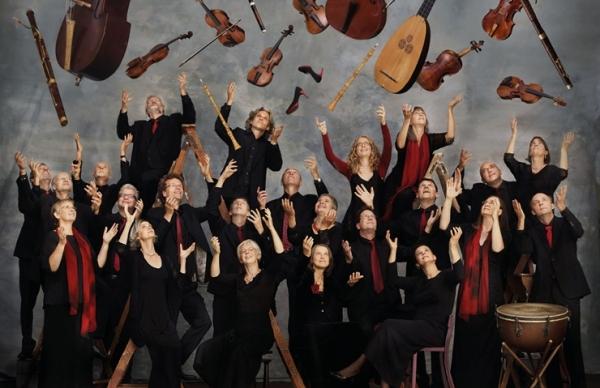 Integral dos Concertos de Brandenburgo de Bach