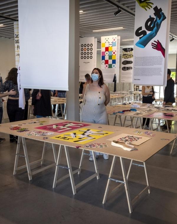 Trabalhos finalistas da ESMAD em exposição no Centro Póvoa Empresas