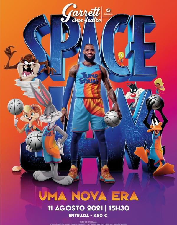 """""""Space Jam: Uma nova Era"""""""