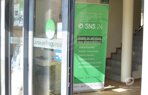 Já funcionam os Balcões SNS 24 em todas as freguesias do concelho