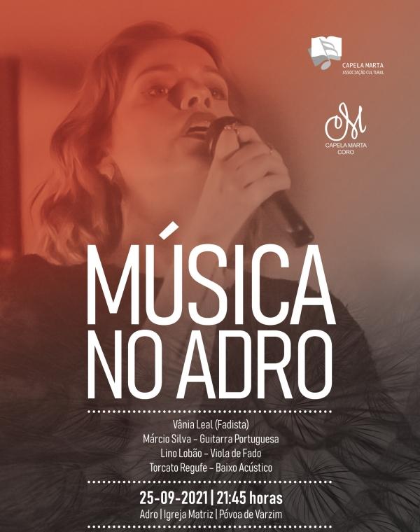 Música no Adro está de volta