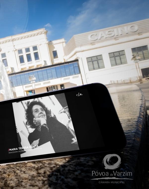 Prémio Literário Casino da Póvoa 2022: regulamento disponível