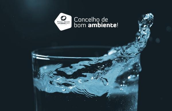 Água na Póvoa de Varzim volta a registar 100% de qualidade e segurança