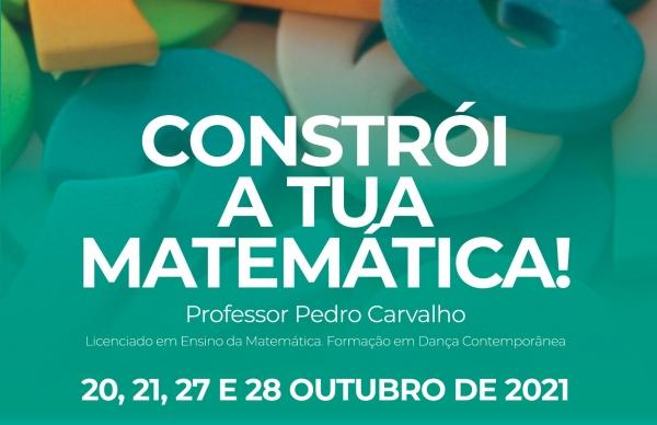 """""""Constrói a tua Matemática"""" vai até à Escola de Aver-o-Mar"""