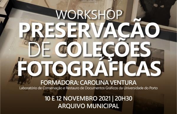 Preservação de Coleções Fotográficas no Arquivo Municipal