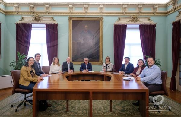 Primeira Reunião da Câmara Municipal