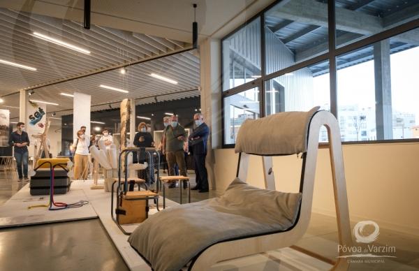 RAVE 2021: Exposição de artes e design no Centro Coordenador de Transportes